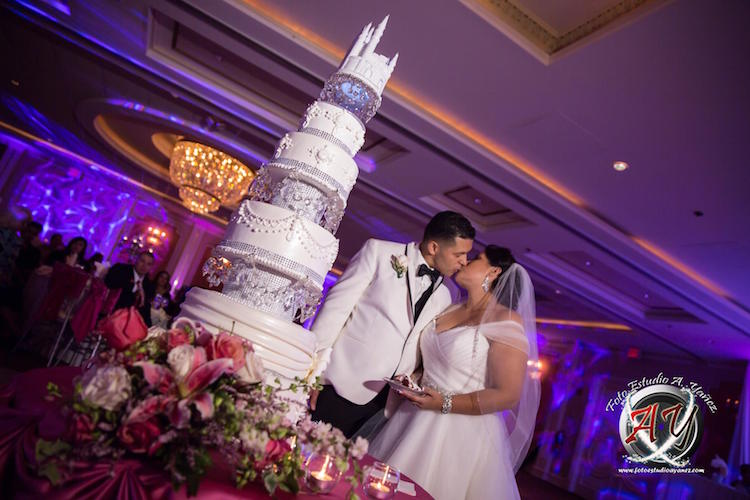 1 A Astoria Banquets Princess Wedding Cake Astoria