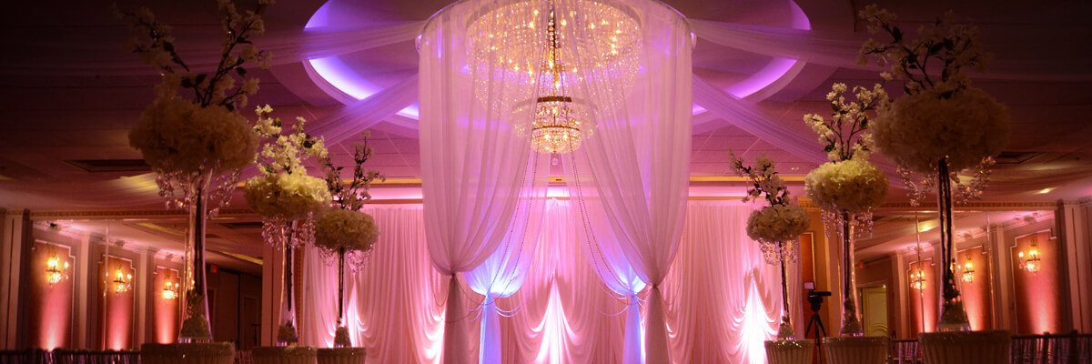 chicago wedding uplighting 2020 trends