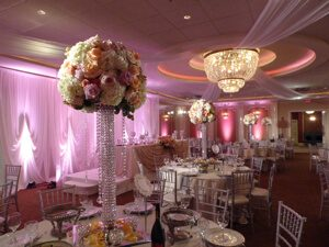 Astoria Banquets, Wedding Venue, Best of Banquets Halls, Wedding Wire, Knot, Event Space, Chicago and Suburbs, blush and gold
