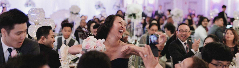 Memorable Chicago Wedding Reception