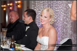Astoria Wedding, banquet halls in chicago, wedding venue, introductions and first toast