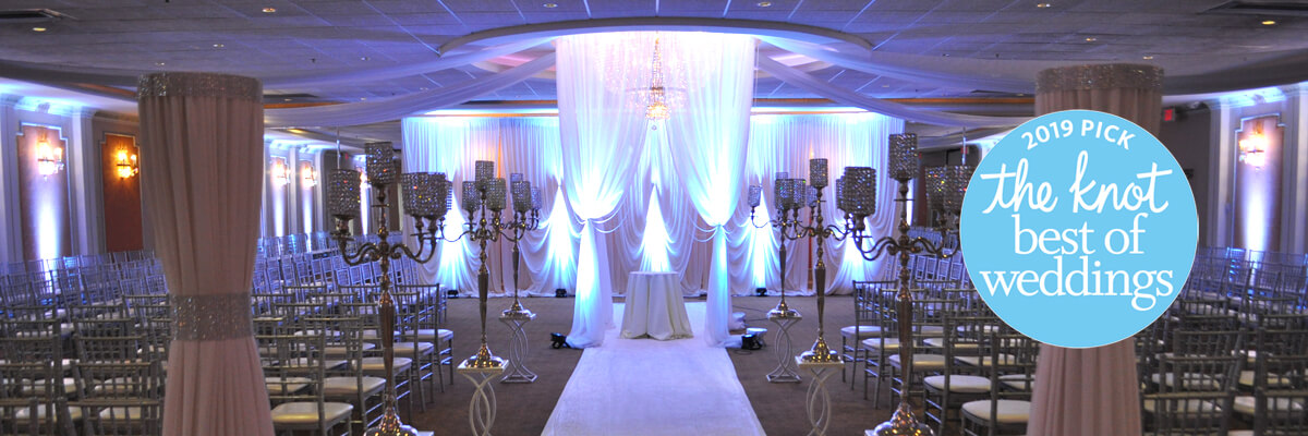 Award winning, Best of Wedding, Astoria Banquets is your all-inclusive style ceremony and reception in Chicago