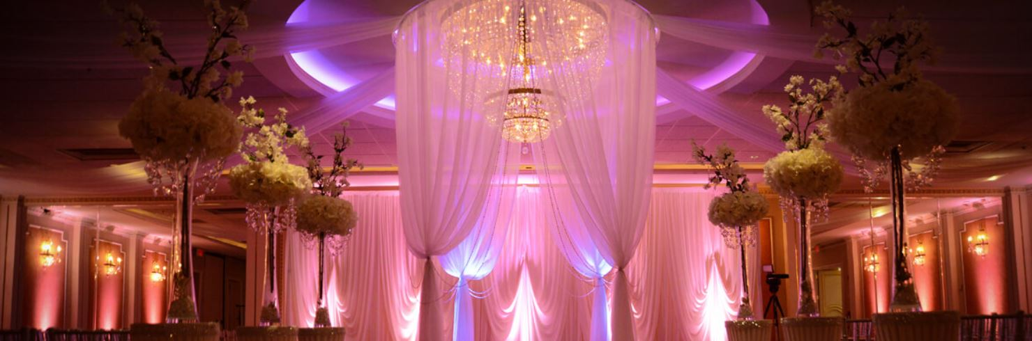 chicago wedding uplighting 2020 trends