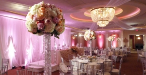 Astoria Banquets Chicago Christening baptism cottilion